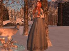 Gown Winter Stark Maitreya