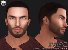 [J'AVAE] SET A - Hairbase & Beard Combination - Catwa