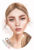 "DeeTaleZ DEMO *Appliers* LeLutka Heads 2 ""Dalia"" - ALL SKINTONES - BOM ready!"