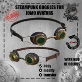 SW - Steampunk Goggles Jomo (Box)