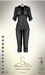 [sYs] LOKO jumpsuit (body mesh) - black