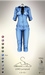 [sYs] LOKO jumpsuit (body mesh) - blue