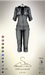 [sYs] LOKO jumpsuit (body mesh) - grey
