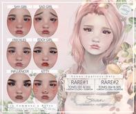 okkbye. Sara Genus Skin - Sad Girl: tone004