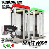 [BSTMD]TelephoneBox 80's STYLE