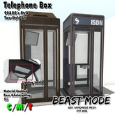 [BSTMD]TelephoneBox 90 & 00's STYLE