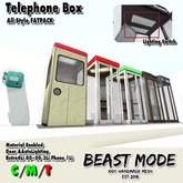 [BSTMD]TelephoneBox FATPACK