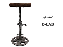 D-LAB SP-stool-ve