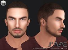 [J'AVAE] SET H - Hairbase & Beard Combination - Catwa