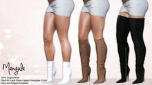 Mangula HUD [Unpack] Paula Boots in 3 Lengths [FATPACK]