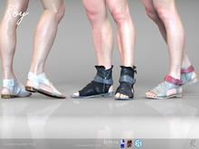 Remezzo Roy Sandals Fat Pack