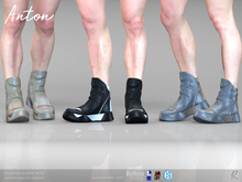 Remezzo Anton Boots Fat Pack