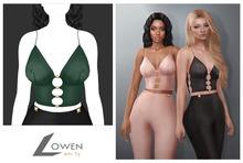 Lowen - Bubu Top [Green]