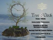 .: RatzCatz :. Tree o' Clock [box]