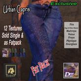 DFF Urban Capris FATPACK