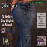 DFF Urban Capris #9