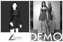 Lowen - Kendall Wrap Dress [DEMO]
