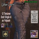 +DFF Urban Cropped Hoodie #3
