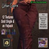 +DFF Urban Cropped Hoodie #4