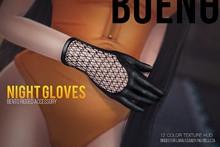 BUENO-Nite Gloves Fatpack