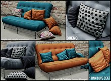 BUENO-Tinks Love Seat