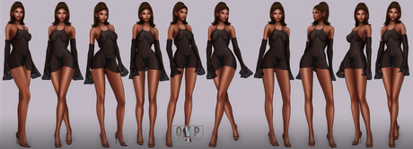 Overlow Poses - Pack 104