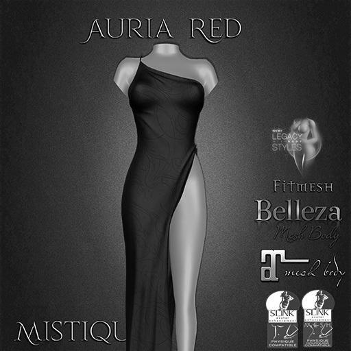 **Mistique** Auria Demo (wear me and click to unpack)
