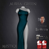 **Mistique** Auria Green (wear me and click to unpack)