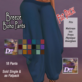 DFF Breeze Boho Pants  FATPACK