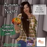 DFF Autumn Nights Sweater #5