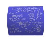 (7S) Uncommon Blueprint: Oceanography Database
