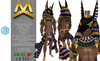 <MK> Anubis Outfit - Signature Gianni