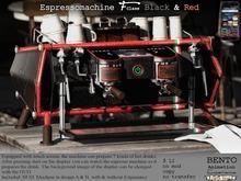Espressomachine F-Class Gastro Bl