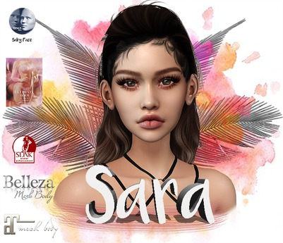 .Ailhin. Sara Shape Legacy, Hourglass & Maitreya (Baby Face)