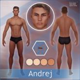 [DNA] Andrej Skin HUD