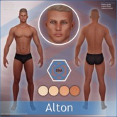 [DNA] Alton Skin HUD