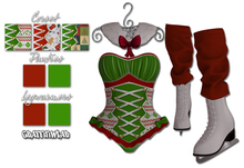 Graffitiwear Christmas Pixie Outfit