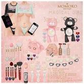 {Momoko}-16- Magical makeup brushes-Plum
