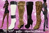 **SD**- Aljce -Romantic  formal boots Stiletto (Full Colors)