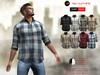 A&D Clothing - Shirt -Finn-  SlimPack