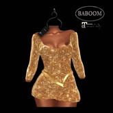 Baboom-OOPS openShoulder-Maitreya-Goldy