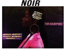 Hair Pins (FATPACK) {NOIR}