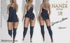 [Nandi Style] - Bag Dress Alina (Undress me ).
