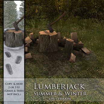 Myth - Lumberjack
