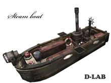 D-LAB steam boat