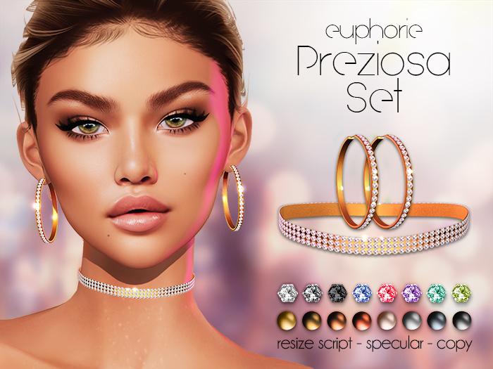 Euphorie - Preziosa Set