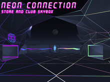 Neon Connection - Store & Club Skybox