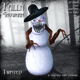 Falln Snowman Twisted