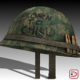 [Danielito] U.S Army M1 Helmet
