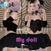 {Fantasy world} My doll [Maitreya]